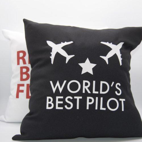 World's Best Pilot Cushion