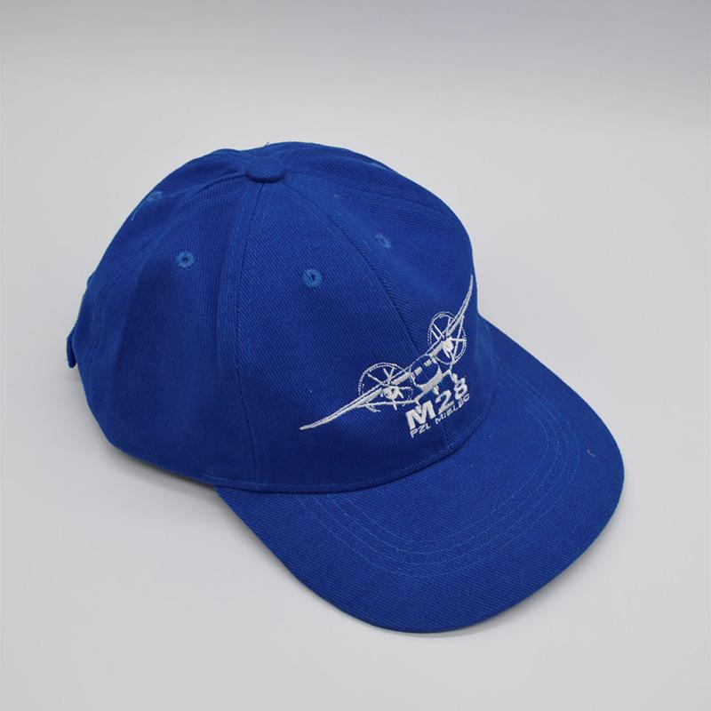 M28 Blue Cap