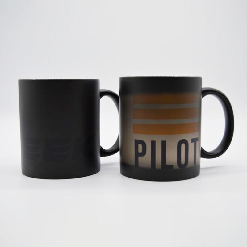 Pilot Colour Changing Mug