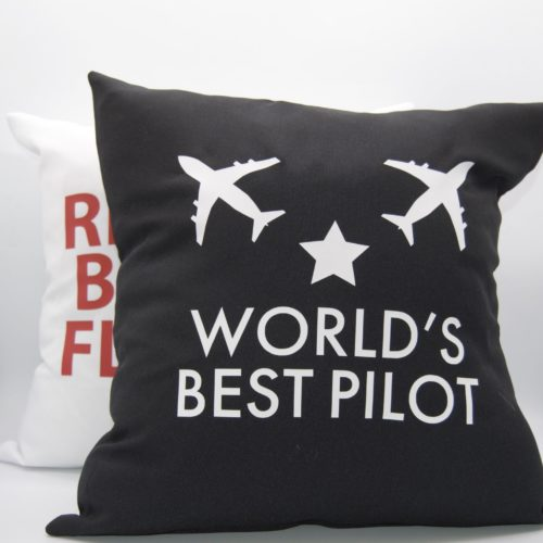 World's Best Pilot Cushion