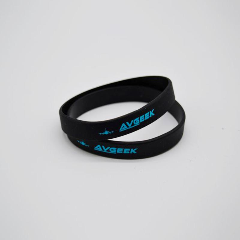Avgeek Silicone Bracelet