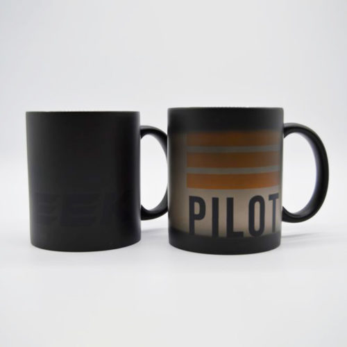 Pilot Colour Changing Mug