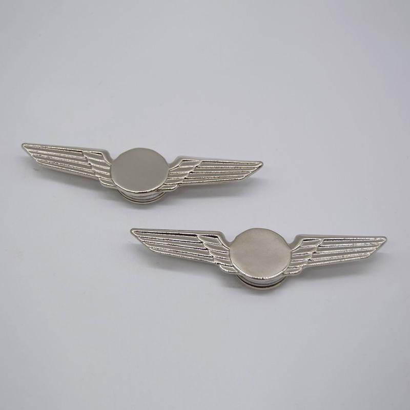 Silver Pilot Wings