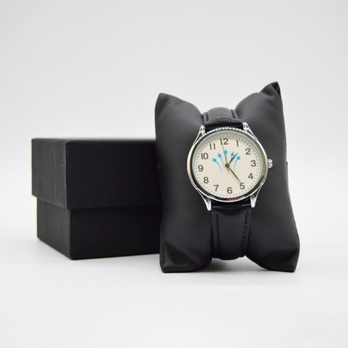 Aircraft Leatherette Watch