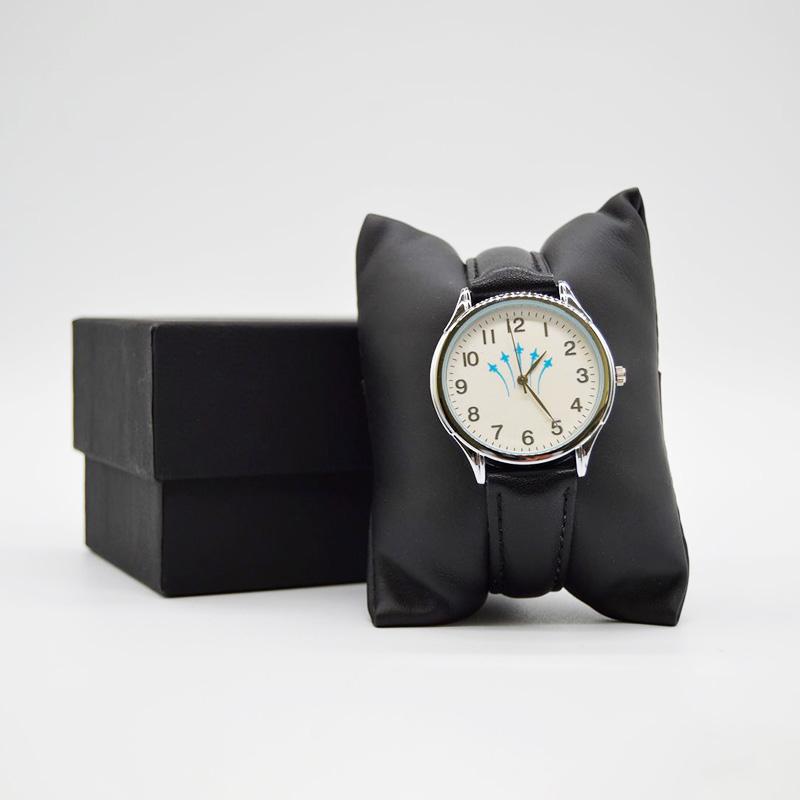 Aircraft Leatherette Watch