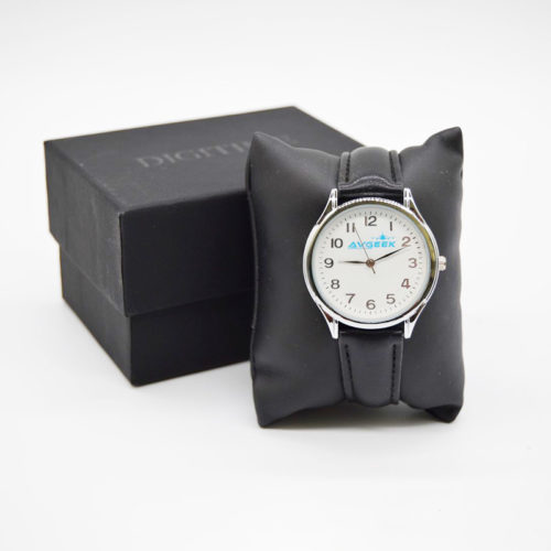Avgeek Leatherette Watch