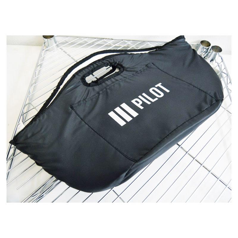 Pilot Black Cooler Bag