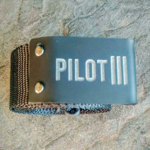 Pilot Leatherette Belt