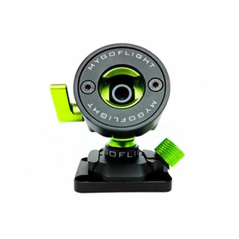 Sport Mount - AMPs Tilt & Swivel with Clip Base