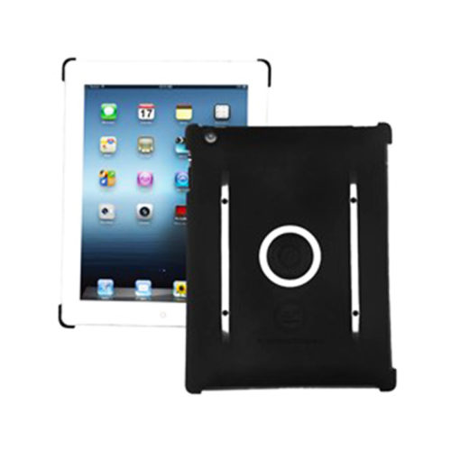 iPad 2 3 4 – Kneeboard-Mountable Case